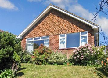 Thumbnail 2 bed detached bungalow for sale in Warren Close, Brighton, East Sussex