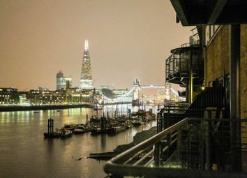 Thumbnail 3 bed flat for sale in Capital Wharf, Wapping
