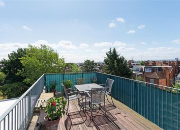 Thumbnail 3 bed flat for sale in Burrard Road, West Hampstead, London