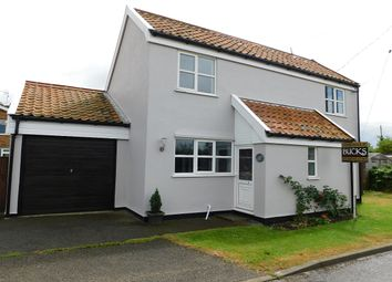 Thumbnail 2 bedroom detached house for sale in Debenham Road, Crowfield, Ipswich, Suffolk