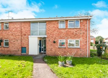 Thumbnail 1 bed flat for sale in Abbeville Close, St. Leonards, Exeter