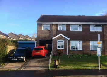 Thumbnail 4 bed semi-detached house for sale in Kingsteignton, Newton Abbot, Devon