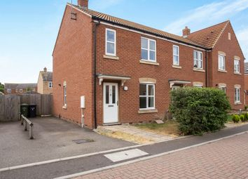 Thumbnail 2 bed end terrace house for sale in Hare Road, West Lynn, King's Lynn