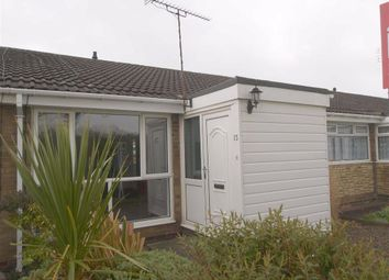 Thumbnail 2 bed terraced bungalow for sale in Wedder Law, Cramlington