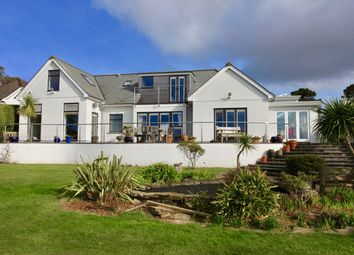 Thumbnail 4 bedroom detached house for sale in Sea Road, Carlyon Bay, St Austell