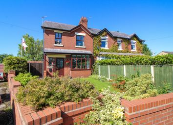 Thumbnail 3 bed semi-detached house for sale in Windy Ridge Whin Lane, Out Rawcliffe, Preston