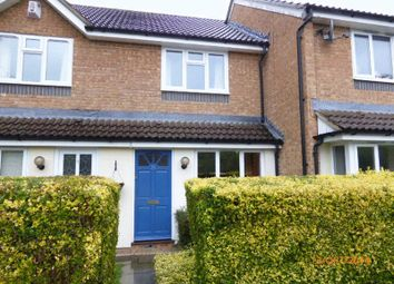 Thumbnail 2 bed terraced house to rent in Oxmead Close, Bishops Cleeve, Cheltenham