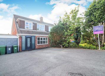 Thumbnail 3 bed semi-detached house for sale in Davenham Avenue, Prenton