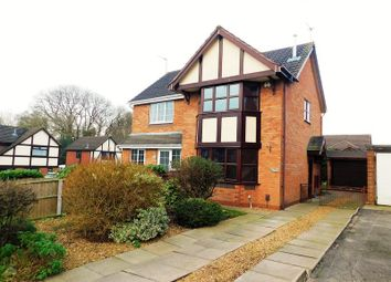 Thumbnail 2 bed semi-detached house for sale in Gedney Grove, Westbury Park, Newcastle