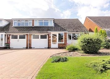 Thumbnail 2 bed bungalow to rent in Highfield Road, Chase Terrace, Burntwood