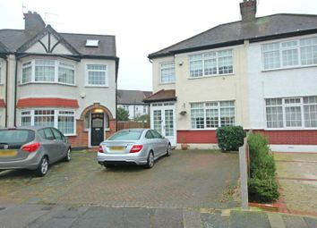 Thumbnail 4 bedroom semi-detached house for sale in Hazelwood Road, Enfield