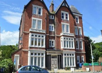 Thumbnail 1 bed flat to rent in Grosvenor House, 17 Grosvenor Road, Scarborough