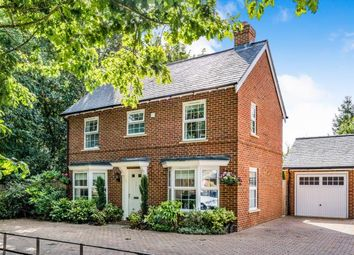 Thumbnail 4 bed detached house for sale in Brick Lane, Romsey