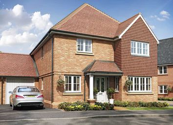 """Thumbnail 4 bed detached house for sale in """"The Westminster"""" at Eagle Avenue, Cowplain, Waterlooville"""