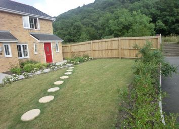 Thumbnail 2 bedroom terraced house for sale in Llys Harry, Godregraig, Swansea.