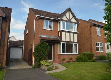 Thumbnail 3 bed detached house for sale in Thomas Road, Whitwick
