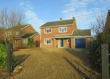 Thumbnail 3 bed detached house for sale in Bunwell Street, Bunwell, Norwich
