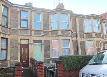 Thumbnail 3 bed terraced house for sale in Coronation Road, Southville, Bristol