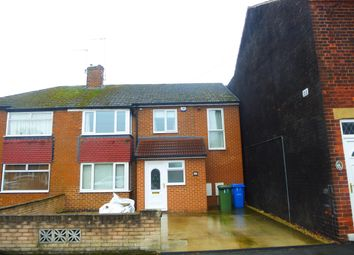 Thumbnail 4 bed property to rent in Shelley Street, Worksop