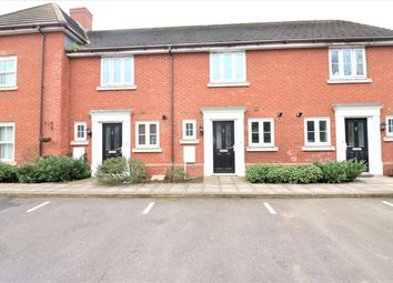 Thumbnail 2 bed terraced house for sale in Toftmead Close, Dereham