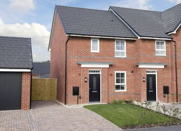 "Thumbnail 3 bedroom end terrace house for sale in ""Barwick"" at Lytham Road, Warton, Preston"