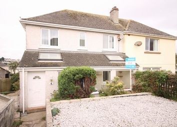 Thumbnail 5 bed detached house to rent in Pellew Road, Falmouth