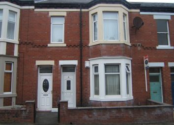 Thumbnail 2 bed flat to rent in Delaval Terrace, Gosforth, Newcastle Upon Tyne