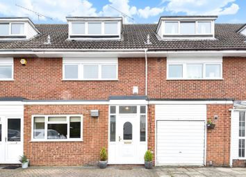 Thumbnail 3 bed town house for sale in Hazel Drive, Woodley