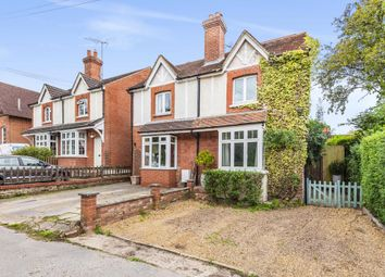 Thumbnail 3 bed semi-detached house for sale in Worplesdon, Surrey
