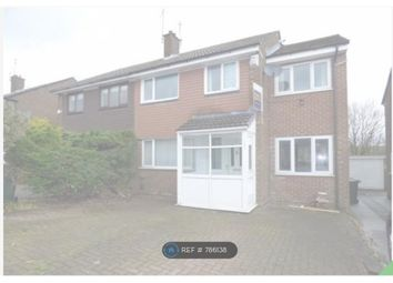 Thumbnail 4 bed semi-detached house to rent in Higher Lomax Lane, Heywood