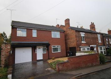 Thumbnail 3 bed detached house for sale in Rosemount Road, Burton-On-Trent