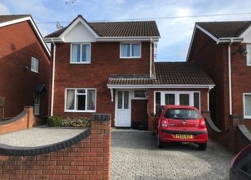 Thumbnail 4 bed detached house for sale in Greystones Crescent, Mardy, Abergavenny