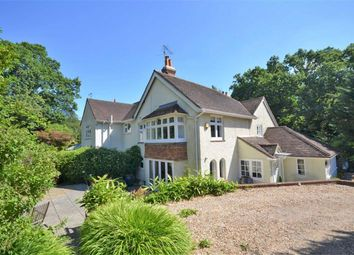 Thumbnail 5 bed semi-detached house for sale in Frensham Road, Lower Bourne, Farnham