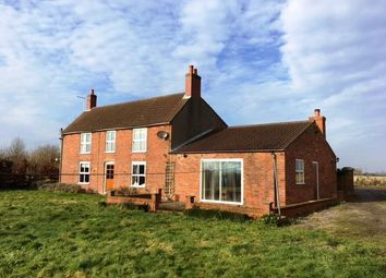 Thumbnail 4 bed detached house to rent in Mill Lane, Middle Rasen, Market Rasen