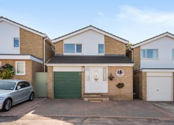 Thumbnail 3 bed detached house for sale in Minty Close, Carterton, Oxfordshire