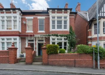 Thumbnail 6 bed semi-detached house for sale in Fields Park Road, Newport, Gwent.