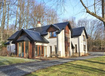 Thumbnail 5 bed detached house for sale in Garth, Aberfeldy