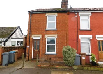 Thumbnail 2 bed end terrace house to rent in High Street, Felixstowe
