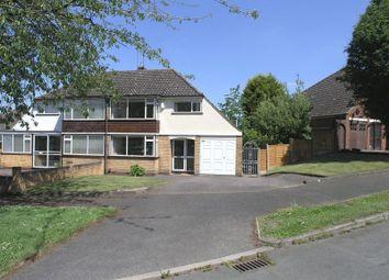 Thumbnail 3 bed semi-detached house for sale in Stourbridge, Pedmore, Drew Crescent