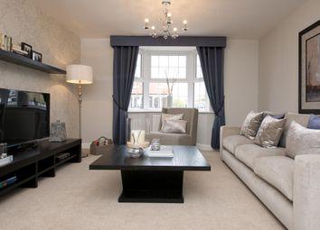 "Thumbnail 4 bedroom detached house for sale in ""Harrogate"" at Bearscroft Lane, London Road, Godmanchester, Huntingdon"