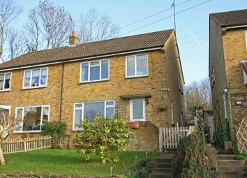 Thumbnail 3 bedroom semi-detached house to rent in Fieldways, Hawkhurst, Cranbrook