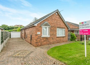 Thumbnail 3 bedroom detached bungalow for sale in Billingley Drive, Thurnscoe, Rotherham