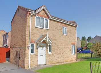 Thumbnail 2 bed semi-detached house for sale in Grange Close, Leicester