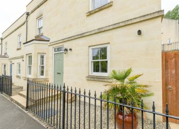 Thumbnail 3 bed end terrace house for sale in Eveleigh Avenue, Bailbrook, Bath