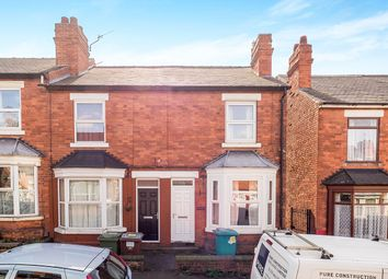 Thumbnail 3 bed terraced house for sale in Goodliffe Street, Nottingham
