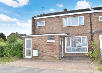 Thumbnail 3 bed terraced house for sale in Longfield, Harlow
