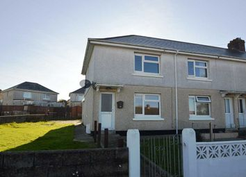 Thumbnail 2 bed end terrace house for sale in Cranberry Road, Camborne