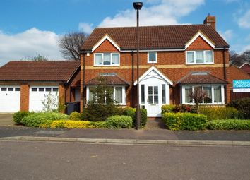 Thumbnail 4 bed detached house to rent in Deep Spinney, Biddenham, Bedford