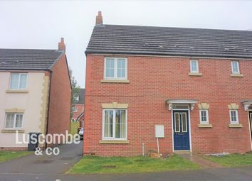 Thumbnail 3 bed semi-detached house to rent in Buccaneer Close, Coedkernew