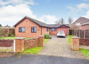 Thumbnail Detached bungalow for sale in Pear Tree Close, Winsford